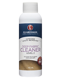 Stain Remover For Fabric And Upholstery Guardsman